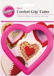 Bulk Buy Wilton Comfort Grip Cookie Cutter 1Pkg Heart W2310616 3Pack *** Want to know more, click on the image.