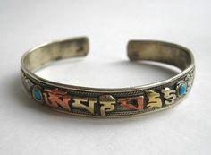 Ограничете достъпа до вас чрез в духовни послания от зли очи и завист... Тибетска Гривна - Tibetan Bracelet - Тибетский браслет