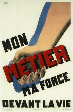 Affiche de Pétain - Arrêt sur images                                                                                                                                                                                 Plus