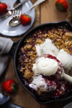 Idas fristelser Oatmeal, Breakfast, Desserts, Food, The Oatmeal, Morning Coffee, Tailgate Desserts, Deserts, Rolled Oats