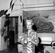 peggy guggenheim at home