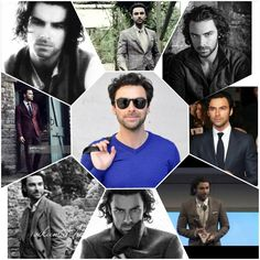 Traveling Fool, Angliophile, Poldark — captain-ross-poldark: A sunburst of Aidan!