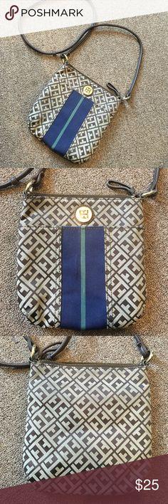 Crossbody Bag Tommy Hilfiger canvas crossbody bag Tommy Hilfiger Bags Crossbody Bags