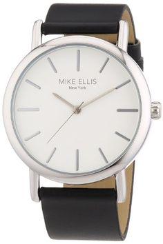 Sale Preis: Mike Ellis New York Damen-Armbanduhr Analog Quarz Kunstleder L2979/2. Gutscheine & Coole Geschenke für Frauen, Männer und Freunde. Kaufen bei http://coolegeschenkideen.de/mike-ellis-new-york-damen-armbanduhr-analog-quarz-kunstleder-l29792