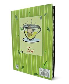 """""""Coffee and Tea Journal : A"""" - A passionate guide for preparing and tasting the perfect blend of coffee and tea, will tell you everything you ever wanted to know about that beloved cup."""