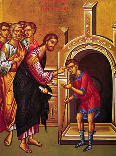 Sunday of the Blind Man | - Great Lent, Holy Week, and Pascha in the Orthodox Church