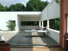 villa savoye - Google 搜尋 Villa, Patio, Google, Outdoor Decor, Home Decor, Decoration Home, Room Decor, Home Interior Design, Fork