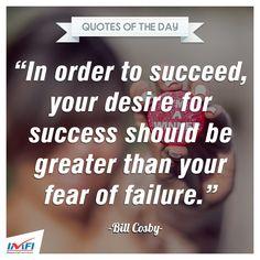 """""""Agar sukses, keinginanmu untuk sukses harus lebih besar dari ketakutanmu akan kegagalan""""  #quotes #motivasi #kerja #pembiayaan #indomobil #finance"""
