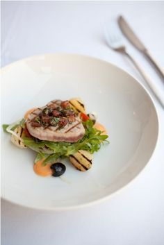 La Mouette is found on Regent Road, Seapoint in a beautiful double storey house. It is run by English Chef, Henry Vigar and his wife Mari Vermaak. Tasting Menu, Cape Town, Restaurants, Sea, Breakfast, Ethnic Recipes, Food, Diners, Breakfast Cafe