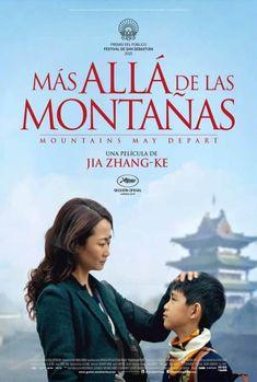 Póster de Más allá de las montañas (Shan he gu ren (Mountains May Depart))