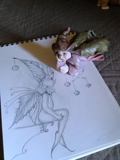 Fairy Coloring Pages, Coloring Books, Birthday Calender, Fairy Drawings, Illumination Art, Fairy Jars, Butterfly Drawing, Fairy Pictures, Gnome