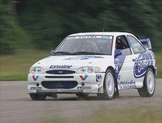 Ford Escort WRC 98