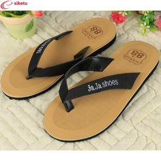 Charming Nice siketu Man Flip-flops Slippers Men Beach Sandals Summer Indoor & Outdoor Slippers Best Gift Drop Shipping Y25