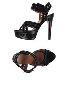 ALAÏA Sandals. #alaïa #shoes #sandals