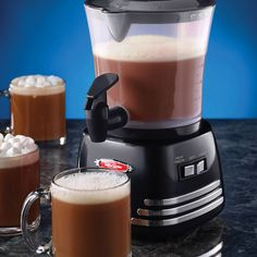 Hot Chocolate Maker... i had no idea that exsisted
