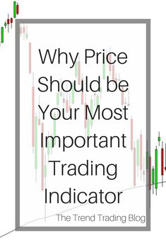 Technical indicators are hugely popular in trading. In this article I explain which Indicators you should be using as a Trend Trader. However price action and support and resistance are more important than any indicator. Stock Trading Strategies, Data Visualization Tools, Trade Finance, Learn Forex Trading, Investing In Stocks, Stock Investing, Investing Money, Financial Success, Day Trading