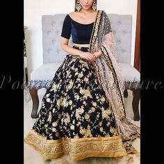 Latest Lehenga Choli Trends Designs Collection which consist of best designs & styles of party, formal & wedding wear Anarkali, jacket lehenga, Indian Lehenga, Lehenga Choli, Indian Wedding Outfits, Indian Outfits, India Fashion, Asian Fashion, Latest Indian Fashion Trends, Fashion Women, London Fashion