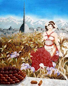 Blog di Giuseppe Rapuano: Mostra artistico-letteraria Viaggiando tra i color...