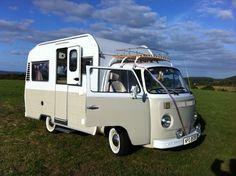 Stunning rare VW Camper Van - T2 Karmann Mobil in Cars, Motorcycles & Vehicles, Campers, Caravans & Motorhomes, Campervans & Motorhomes | eBay!