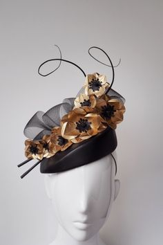 BY SOPHIE ALLPORT  #millinery #hats #HatAcademy