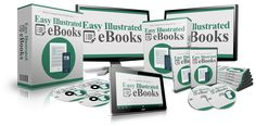 Easy Illustrated eBooks Review : This is a fantastic opportunity to get some of the best training around & get the most from your Illustrated eBook business