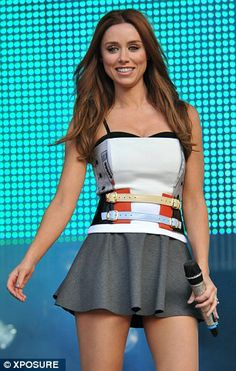 Frankie Sandford looks more confident than ever as she took to the stage with The Saturdays on Sunday at North East Live Black Sheer Top, Black Tops, Frankie Sanford, Rochelle Humes, Mollie King, Celebs, Celebrities, Personal Stylist, Style Guides