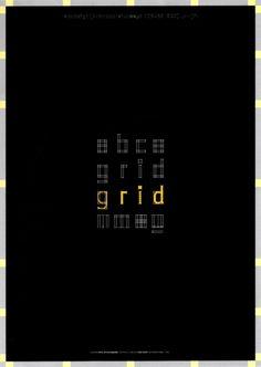 Erik Spiekermann – Grid, FUSE 3