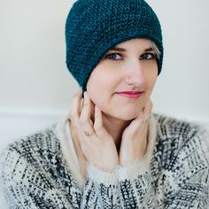 Ravelry: La Mecha Beanie pattern by The Firefly Hook
