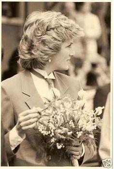 "Diana & Charles - The Italian Tour _  Le 24 Avril  1985 """