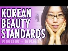 """Beauty Standards in Korea // How to say """"You're Beautiful"""" in Korean (KWOW #64)"""