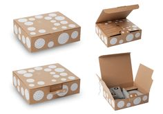 Pamper Parcels Gift Packaging on Packaging of the World - Creative Package Design Gallery