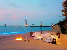 Taj Exotica at the Maldives, amazing Honeymoon Destination | Perth Bride