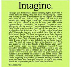 Awww this has to be my favorite imagine ever!!!! I'm crying cause its so perfect... If only this was real cause I would love for this to happen so much!! :)