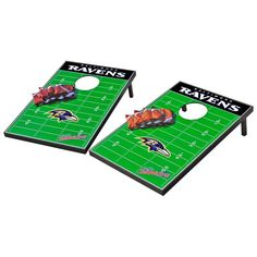 Wild Sports Baltimore Ravens Tailgate Cornhole Toss-4DNFL102 - The Home Depot