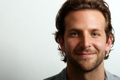 Bradley Cooper  There really are no words for this....;) love, love, love this guy