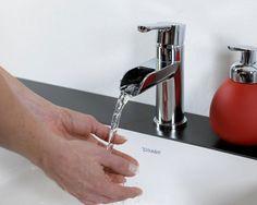 Willow open spout miljöbild - Damixa Lavabo Design, Sink, Inspiration, Home Decor, Danish Design, Pictures, Sink Tops, Biblical Inspiration, Vessel Sink