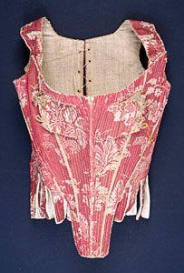 Whalebone corset Inv. 10801 Paris, Musée des Arts Décoratifs