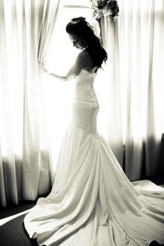 Wedding dress, bridal hair, wedding photography, wedding inspiration