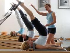 Pilates classes Ealing