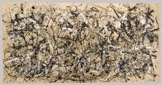 1. Jackson Pollock 2. Autumn Rhythm 3. 1950 4. Abstract