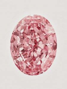 59-Carat Pink Diamond May Fetch More Than $60 Million!