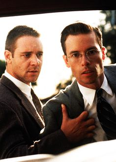 L.A. Confidential (1997) - Russell Crowe & Guy Pearce