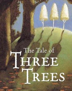 Once upon a mountaintop, three little trees stood and dreamed of what they wanted to become when they grew up. Each of their dreams come true in an unexpected way in this lovely retelling of an old fo