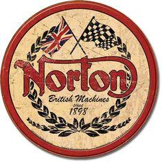 Norton vintage logo