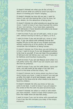 oriah mountain dreamer the invitation pdf Invitationsweddorg