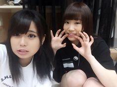 1-2 girls from Through Skills   依田あいり(ありにゃ)☪ののけん on Twitter