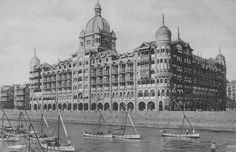1880 to 1950 : Rare Old Mumbai Photos - (10 Pictures)