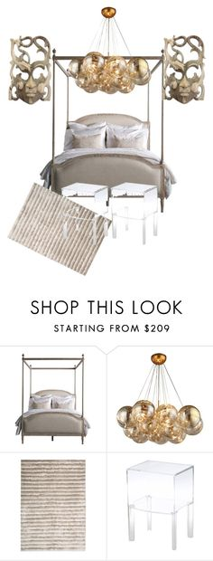 """Luxury Suite"" by vivaciousinteriorbytiara ❤ liked on Polyvore featuring interior, interiors, interior design, home, home decor, interior decorating, Dauphine, Nourison, Control Brand and NOVICA"