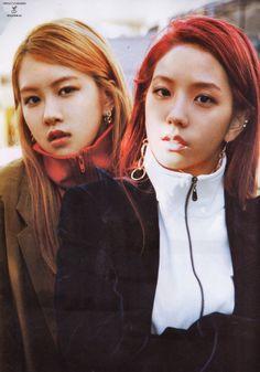 rose & jisoo blackpink
