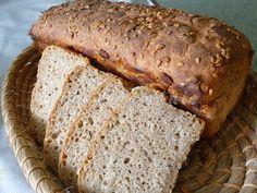 Žitno-pšeničný (90/10%) chleba se sezamem
